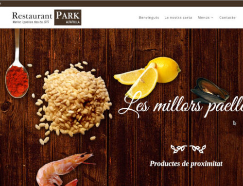 Restaurant Park Altafulla