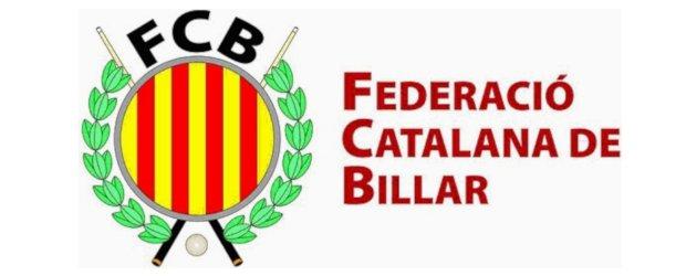 Federació Catalana Billar